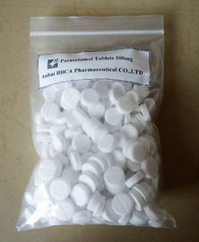 China Paracetamol van BBCA Acetaminophenol Tabletten/Capsulesc8h9no2 10x10/10x100/Doos fabriek